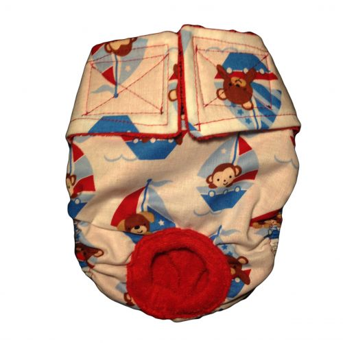 sailboat diaper