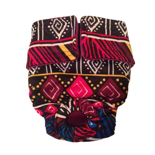 multicolor southwest diaper