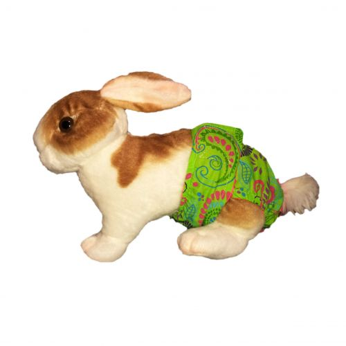 lime-paisley-diaper-bunny